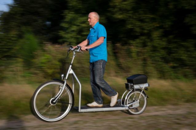 Lopifit: ecco la prima bici che si pedala come un tapis roulant