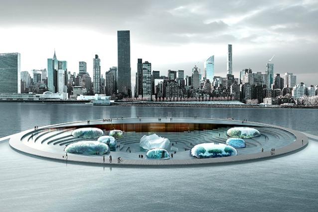 Sarà italiano il futuro Acquario di New York: ecco l'incredibile progetto di Piero Lissoni