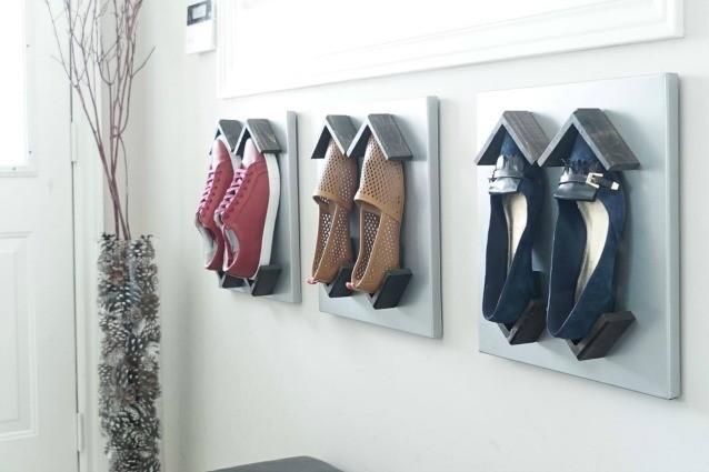 Come mettere ordine tra le scarpe: ecco l'idea geniale
