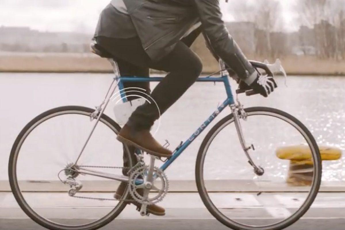 Meno di 100 euro per trasformare qualsiasi bici in una bicicletta