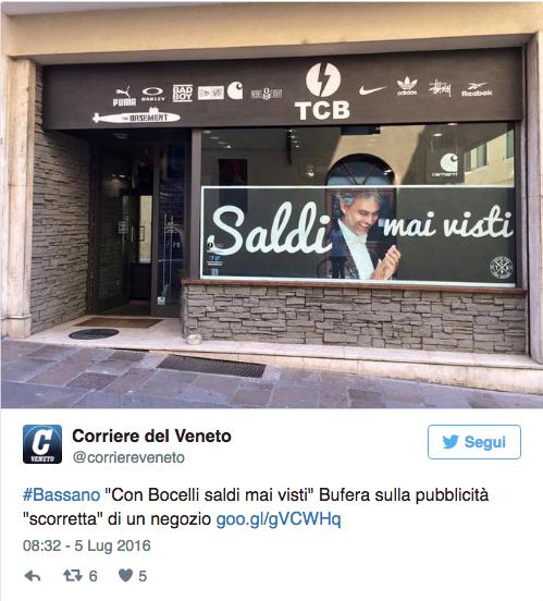 Famoso Saldi estivi ecco le vetrine e le insegne più divertenti d'Italia ID37