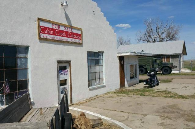 Colorado, vendesi villaggio fantasma al costo di una casa in città