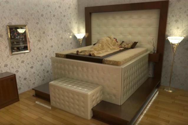 A prova di terremoto ecco il primo letto antisismico al - E simile al divano letto ...