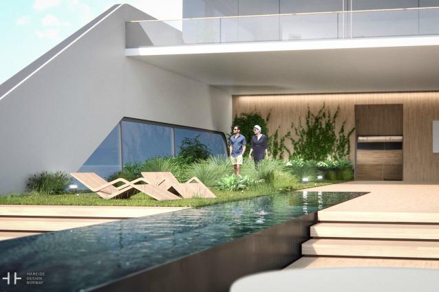 Sembra un palazzo galleggiante: ecco l'ultimo super yacht di lusso per vacanze da sogno