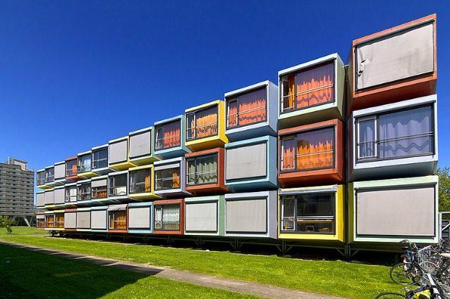Vita da studenti fuori sede: ecco i nuovi alloggi universitari più belli del mondo