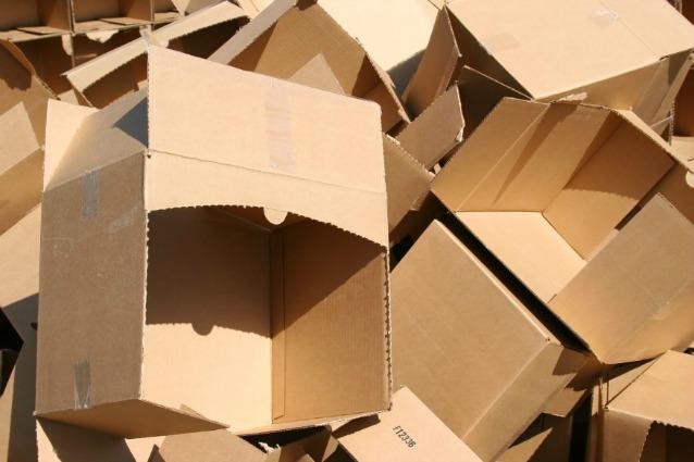 Scatole di cartone 11 idee creative per riutilizzarle in casa - Casa di cartone ...