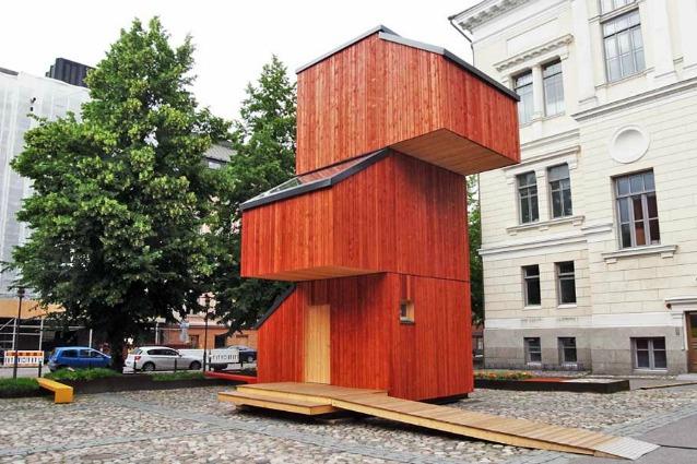 Kokoon: la casa che costa meno di 14000 euro e si costruisce in 24 ore