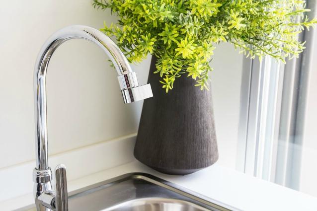 Usa il 98% di acqua in meno: ecco il rubinetto che fa risparmiare in casa