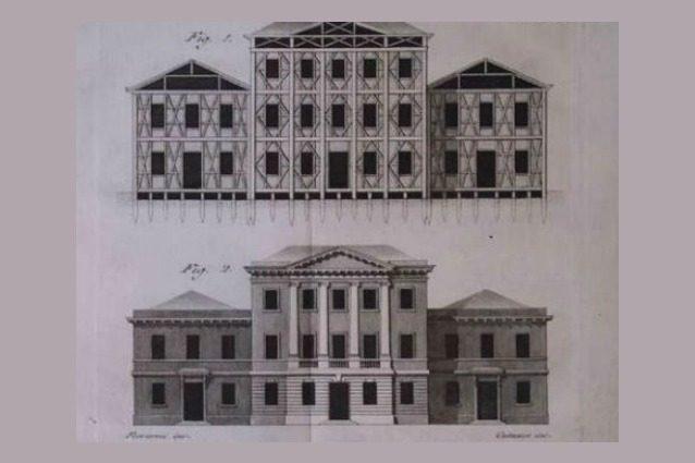 Casa Baraccata – Progetto ingegneri borbonici