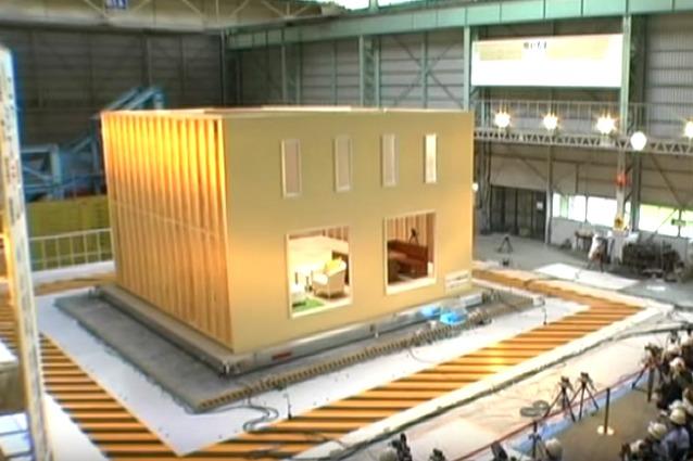 Ecco la casa che resiste ai terremoti: è made in Japan