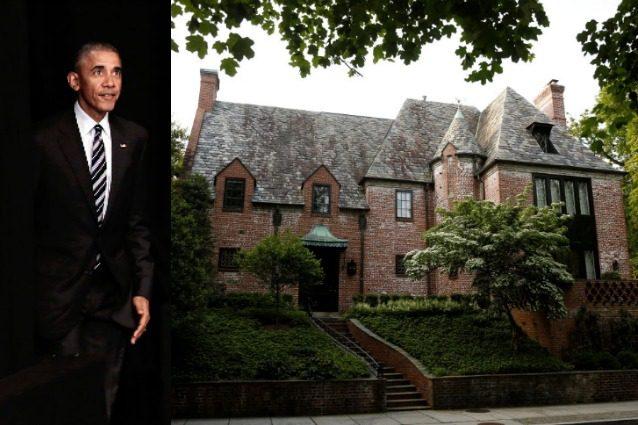 Obama trasloca: dopo la Casa Bianca, una villa da 7 milioni di dollari