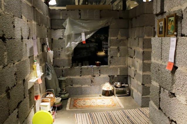 Una casa bombardata all 39 ikea ecco come si vive in siria - Casa delle bambole ikea ...