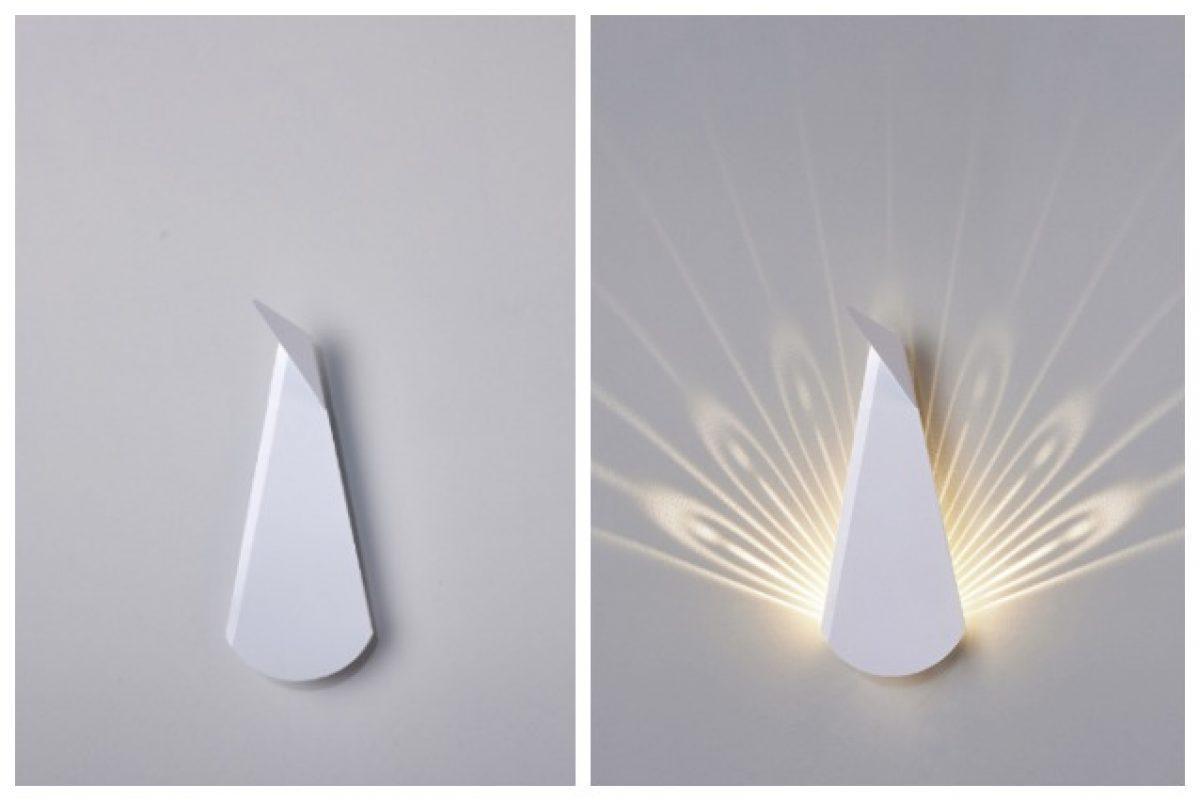 Queste non sono semplici lampade quando si illuminano diventano