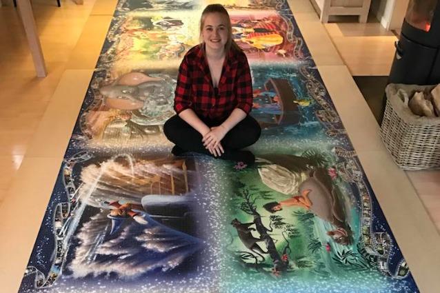 Ecco il puzzle più grande del mondo