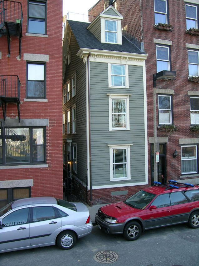 Skinny House, Boston