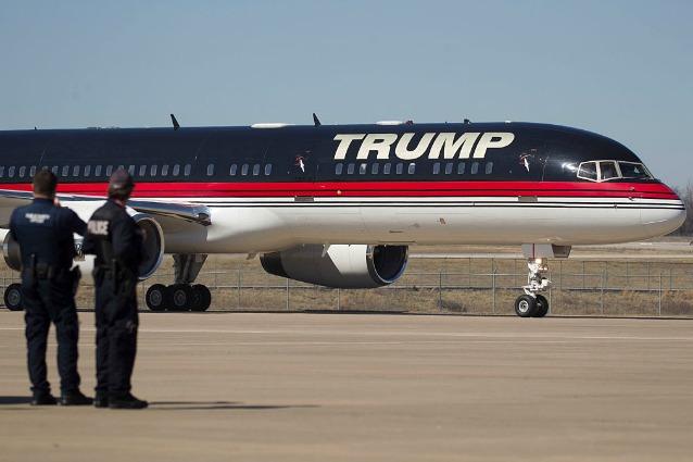 Jet Privato Roma Olbia : È soprannominato trump force one ecco l aereo privato di