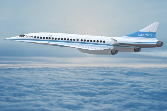 Da Londra a New York in 3,5 ore: ecco l'aereo civile più veloce della storia
