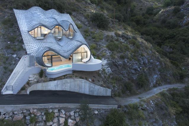 Le case pi belle costruite nel 2016 for Le migliori case costruite