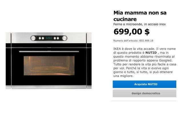 Dimenticate la libreria billy o la poltrona po ng ikea - Ikea tutti prodotti ...
