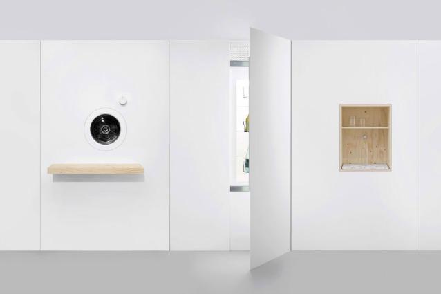 Dimenticate gli ingombranti elettrodomestici: ecco come sarà l'appartamento del futuro
