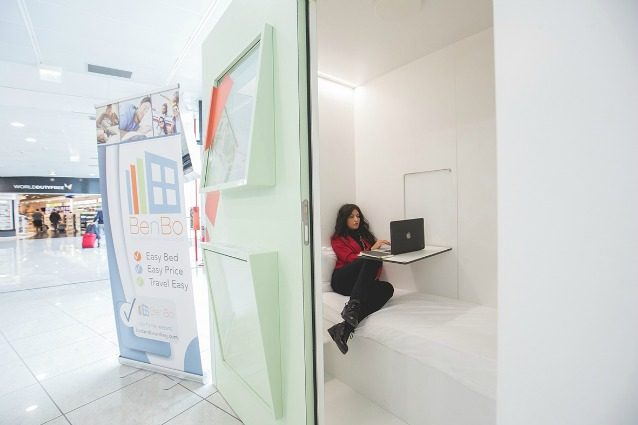 Napoli, apre Bed&Boarding: ecco come sarà il primo capsule hotel d'Italia