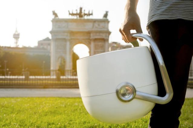 Solari: la pentola made in Italy che cucina ad energia solare
