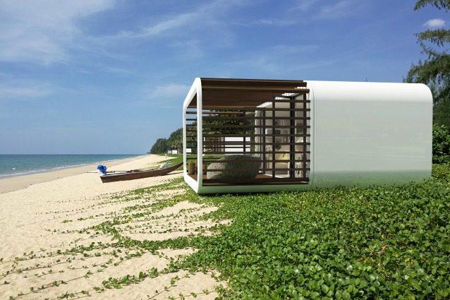 Coodo: la casa prefabbricata per vivere in qualsiasi parte del mondo