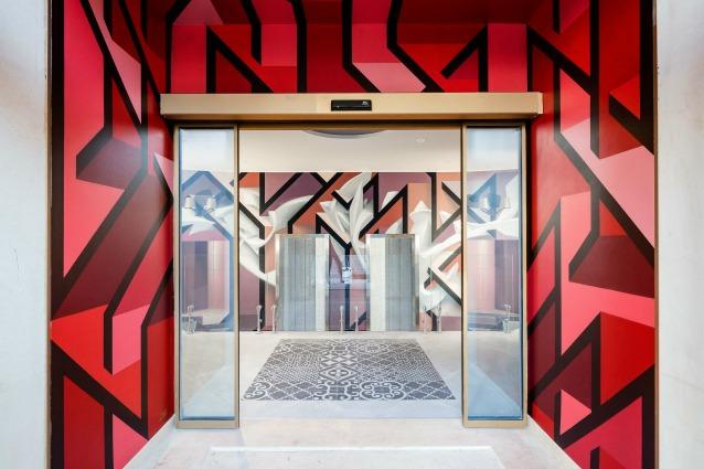 Milano, apre il primo hotel della street art