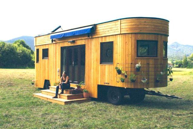 Vivere senza affitto: 7 case off-grid per una realtà da sogno