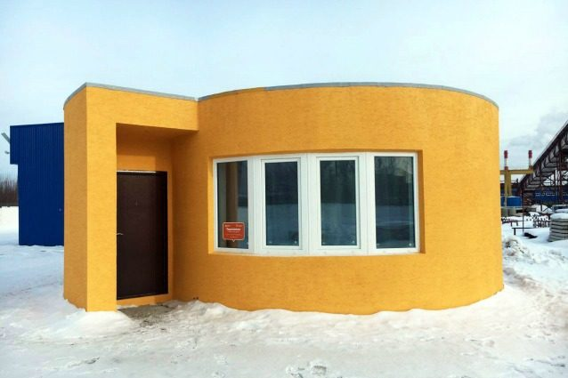 Ecco la casa che si stampa in 24 ore e costa meno di 10.000 euro