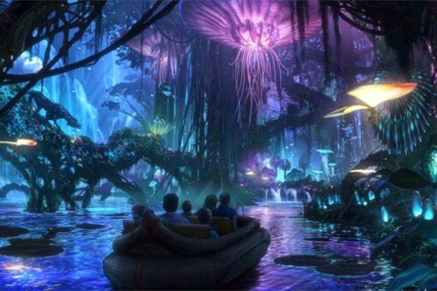 Disney ricrea il magico mondo di Avatar: benvenuti a Pandora