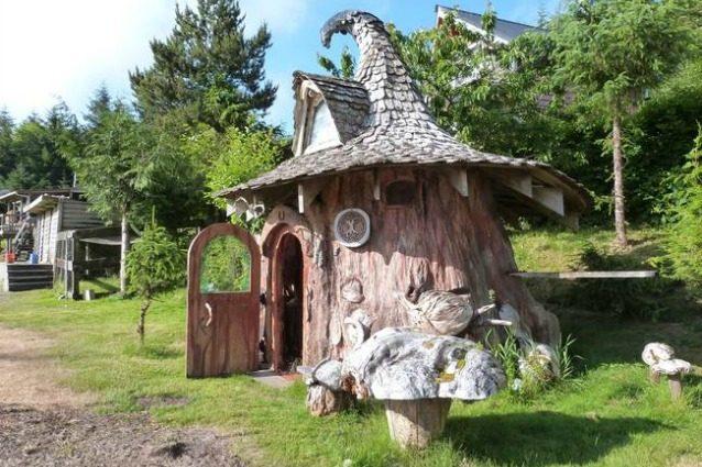 Canada, una casa da Hobbit: sembra uscita da un libro di J.R.R. Tolkien