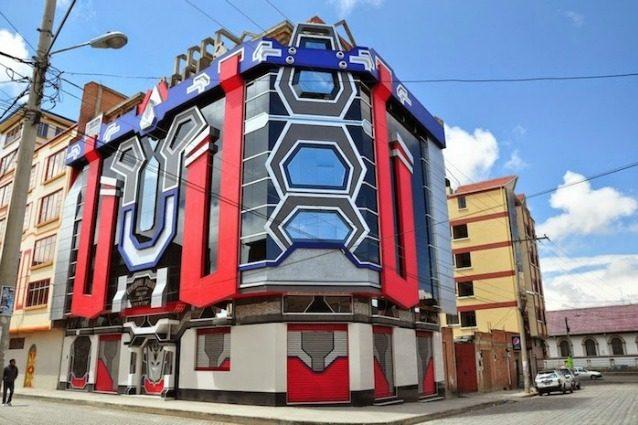 El Alto: la città della Bolivia che sembra un videogioco