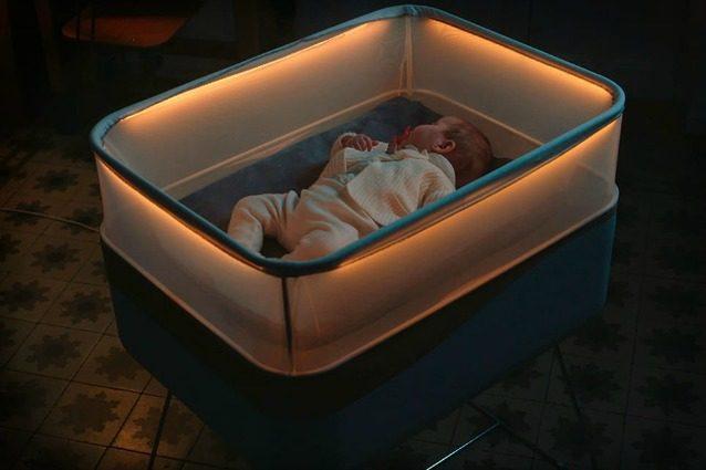 Addio notti insonni: Ford crea la culla che aiuta il bambino ad addormentarsi