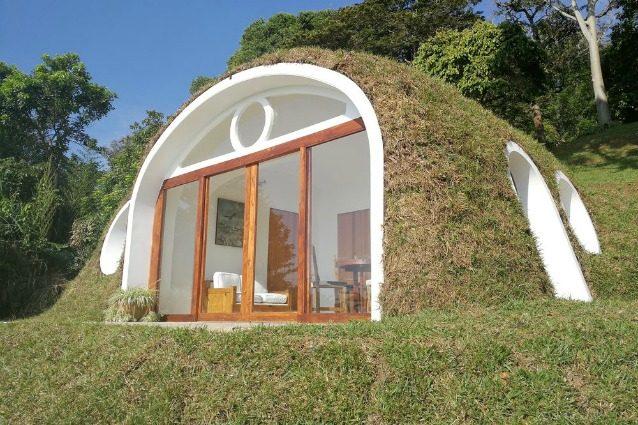 L 39 idea facile ed economica come costruire casa partendo da un guscio - Come costruire una casa in miniatura ...