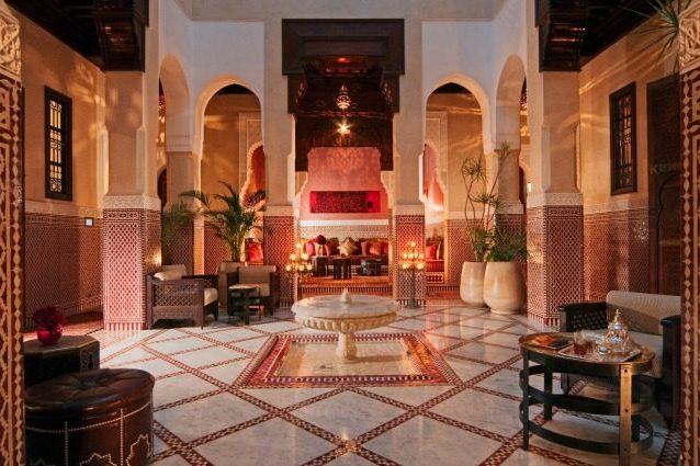 Marocco, l'hotel più discreto del mondo: qui nessuno può vedere il personale di servizio