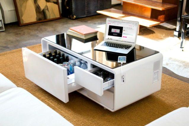 Come costruire un originale tavolino da salotto: un progetto fai da ...