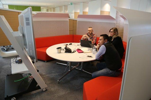Arredamento ufficio e forniture mobili per ufficio roma pareti