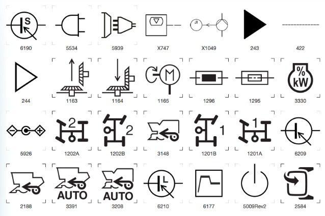 I geroglifici moderni l 39 origine dei simboli pi usati al - Simboli di immagini della francia ...