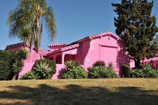 Case Rosa: da Los Angeles arriva l'ultima tendenza per le abitazioni
