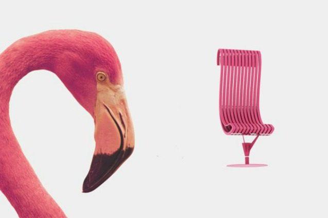 Flamingo style: dopo la moda, la fenicottero mania infetta anche il design