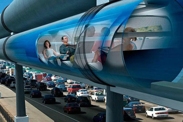 Da Londra a Edimburgo in 8 minuti con Hyper Chariot, il modo più veloce di viaggiare