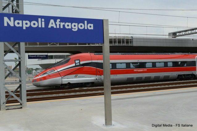 Inaugurata la Stazione di Napoli Afragola, tra lavori incompleti e mal eseguiti