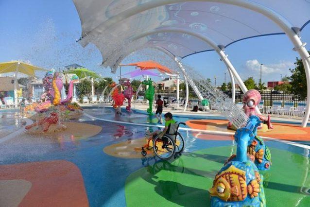 Favorito Benvenuti a Inspiration Island il primo parco acquatico al mondo  YH93