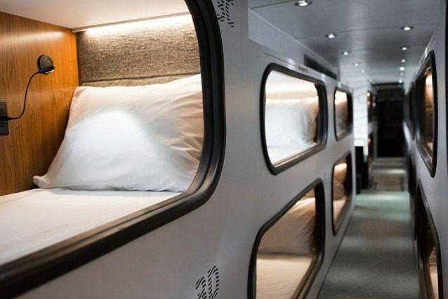 L'autobus più lussuoso al mondo: come viaggiare a 5 stelle tra San Francisco e Los Angeles