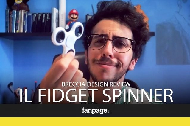 Ecco come riprogettare un Fidget Spinner