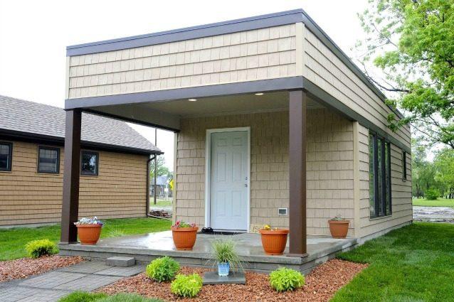 Detroit Tiny Homes: le case che si acquistano senza mutuo in meno di ...