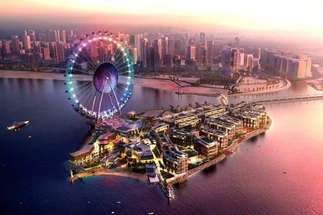 Dubai, arriva la più grande ruota panoramica del mondo