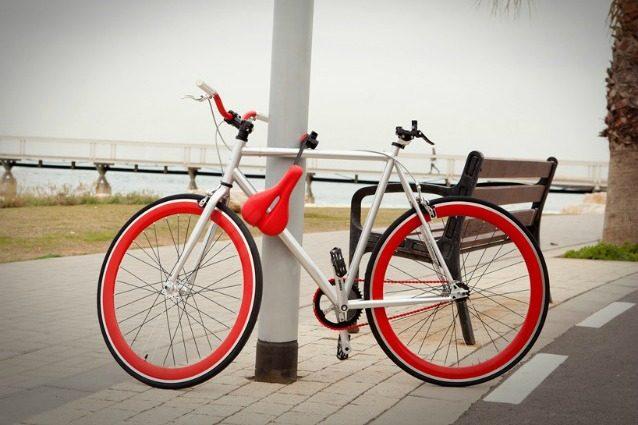 Seatylock: la prima e unica sella che blocca la tua bici contro ogni tentativo di furto