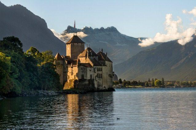 Castello di Chillon, Svizzera